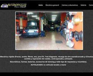Autoservicio FullEquip