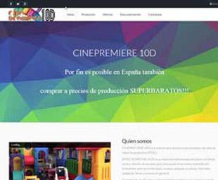 Cinepremiere 10D