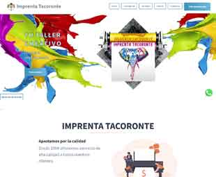 Imprenta Tacoronte SL