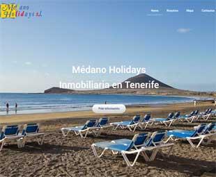 Médano Holidays S. L.