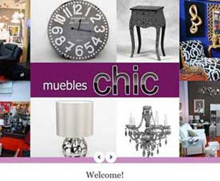 Muebles Chic